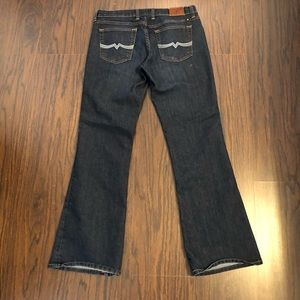 Lucky Brand Jeans - Lucky Brand jeans ankle bootcut sweet n low size 6